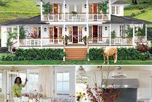 Celebrities - Oprah's Homes