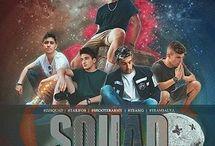 Squad Mansion