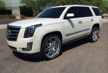 Cadillac scalade
