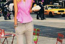 Jessika Hart Style Inspiration