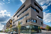 Facade / Exterior design and architecture