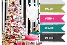 Color Inspiration / Color Inspiration and Ideas / by Stampin' by the Sea