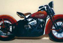 Harley Davison Motorcycles / Harley Davison Workshop Manuals