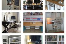 Desk/Office / by Samantha Strong