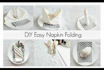 Tablesetting Tips