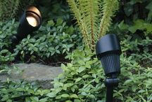 Techmar Plug & Play Garden Lighting / Plug and play garden lighting systems are simplicity itself to install; usually they're low voltage systems requiring very little in the way of tools and doing away with the need for deeply buried cables! You also won't need to call an electrician. These appealing lighting schemes will turn a garden into a welcoming place after dusk, as well as being great for hospitality businesses such as hotels, residences, restaurants and pubs.