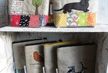 Pouches, Totes and Bags