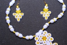 Quilling jewelry