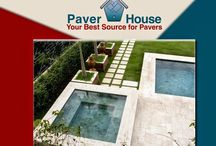 Travertine Paver Ideas Pools Ideas / Paver House provides materials and installation for all your brick paver and travertine paver needs. Brick pavers, travertine pavers, Brick pavers installation, travertine pavers installation, decorative travertine vases, travertine walls, brick walls, travertine water fountain, interlocking pavers, tumbled marble pavers, pool decks, paver decks, driveways, walkways, patios, entryways, Retaining walls, fire pits. (727) 530-1400 www.paverhouse.com