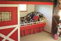 Kid's Room Ideas / by Melissa Laninga