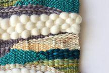 woven wall hangins