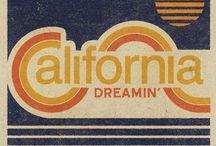 The authentic California logo