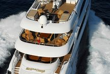 Yachts & Super Yachts / Yachts & Super Yachts with Flexiteek synthetic teak decking