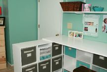 Best designed sewing/quilting rooms / Best designed sewing rooms