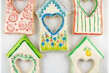 Icing Ideas: Home Sweet Home