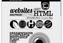 web design / by Mari Scully