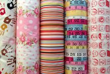 Fabric / Fabrics from the-stitchery available on-line very soon