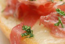 Food : Prosciutto