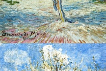Art of Vincent Van Gogh - Influenced by Japanese Painting