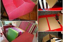 create boxes