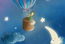 Children's illustration / My illustrations for children.
