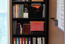 Study storage ideas
