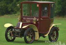 cars & trucks 1880 to 1935