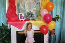 Kid Parties / Art party with ideas and instructions!  / by Elizabeth Sunnen