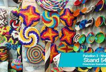 Estand #Expoartesanías 2015 / Estos son algunos de los productos que podrás encontrar en la feria de artesanías más importante de Colombia. Visítanos.