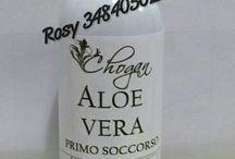 CHOGAN Linea Aloe Vera Bio