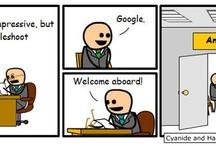 Humor / un poco de humor para sobrellevar la intensas jornadas de trabajo