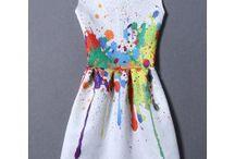 Moda / Desses, wedding, šaty, svatební šaty, večerní šaty