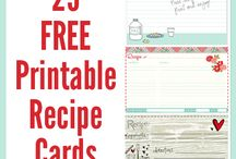Recipes / Recipes from some of the best Food Bloggers I know. / by Debi Gerhart