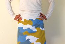 A TASTE OF THE SKIRT LIFE / Bojest Cotton Skirts!