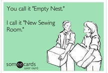 Empty Nest Ideas / Ideas for unused bedrooms / by Leslie Hart-Davidson
