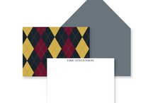 The BESPOKE BLOKE Collection / by effie's paper stationery co.