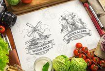 dribble-illustrations