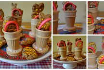 Fabulous Foodimals / Entries for the #Cloudy2Competition / by TOTS 100