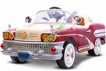 AMERICAN CADILAC AUTO FOR CHILDREN IN BATTERY + REMOTE CONTROL