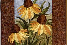 Applique Ideas / by Beverley Essers