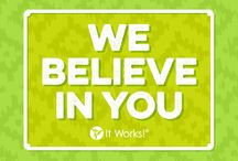 Motivation & Inspiration / A little something to help you get through the day, brought to you by your It Works! Leaders :) / by It Works!