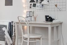Home Office Escandinavo / DECOR