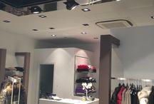 Daniela Stilmoda - Saronno / Ristrutturazione di negozio di abbigliamento a Saronno (VA)