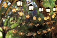 outdoor whimsy / by Kelly Sohner