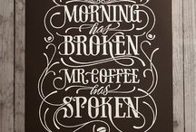 tipography / by Erika Vieira
