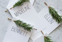 Eco Wedding Inspiration