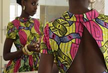 wax fabric designs