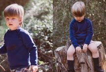 Beautiful fall clothing for children