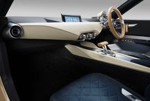 Car Interiors / by Boomslank