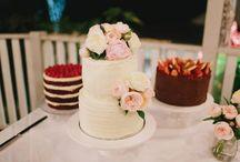 Wedding Cakes // Honeywed